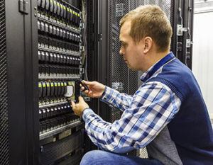 office intranet server maintenance
