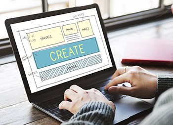 build an intranet content
