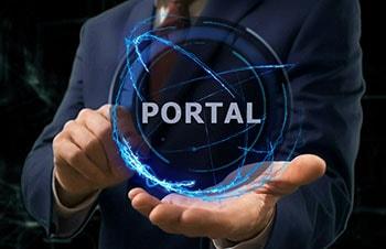 portal software