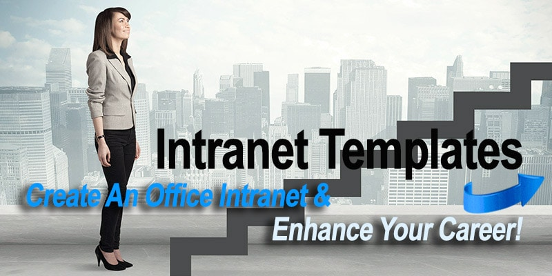 intranet templates career