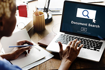 quality process document search