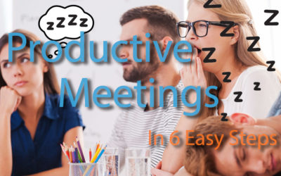 Productive Meetings In 6 Easy Steps: How An Intranet Can Help